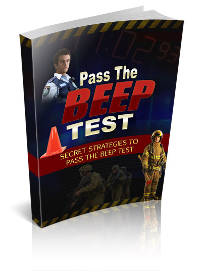 Pass The Beep Test 4th Edition 2014 + Bonus Downloadable Audio Programme